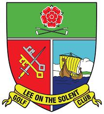 Lee Golf Badge